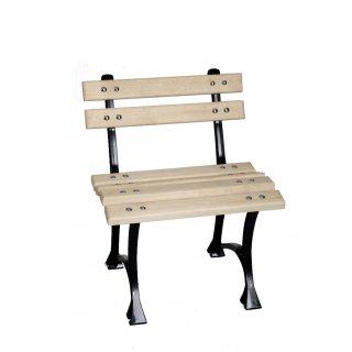 Krzesło ogrodowe bez podłokietnika  75 cm CEZAR