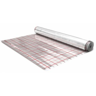 Folia aluminiowa paroizolacyjna 1 x 50m 150g/m2 STROTEX