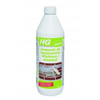 Środek do czyszczenia klinkieru i elewacji 1 L HG
