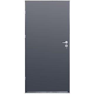 DOORPOL DRZWI URAN ANTRACYT 80L