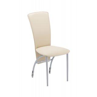 Krzesło tapicerowane OTELLO beż NOWY STYL
