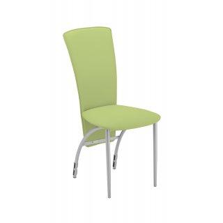 Krzesło tapicerowane OTELLO pistacja NOWY STYL