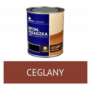 Farba do betonu i posadzki ceglany 0,75l PRIMACOL