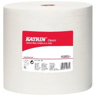 Ręcznik papierowy białe 260 m KATRIN