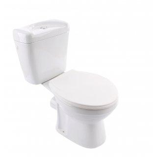 Kompakt WC sedes z odpływem poziomym  Strong Master