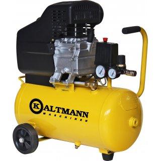 Kompresor olejowy 24l KALTMANN