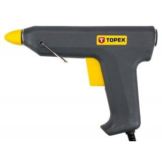 Pistolet klejowy 78 W + wkłady brokatowe TOPEX