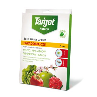 Tablice lepowe owadobójcze 5 szt. TAMARK