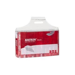 Ręcznik składany biały 5 szt KATRIN