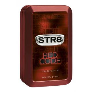 Woda toaletowa dla mężczyzn 100 ml Red Code STR8