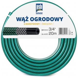 Wąż ogrodowy 3/4 20 m CELL-FAST