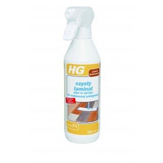 Środek w sprayu do pielęgnacji paneli 0,5 L HG