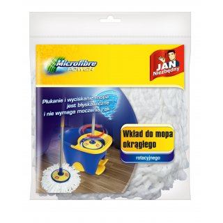 Wkład do mopa okrągłego rotacyjnego JAN NIEZBĘDNY