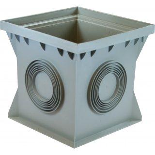 Studzienka ściekowa 30x30 cm szara SCALA PLASTIC