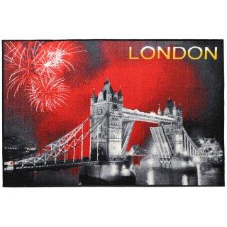 Dywan młodzieżowy LONDYN 100x150 cm