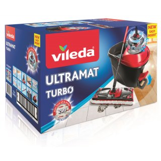 Mop Ultramat Turbo VILEDA