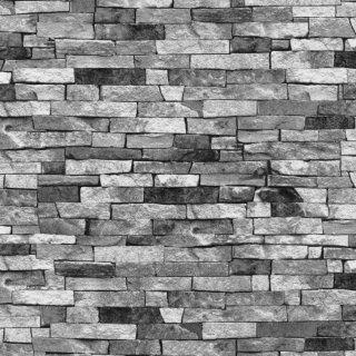 Tapeta papierowa kamienie szara cegła 10 mb POLAMI