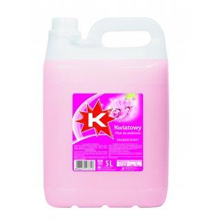Płyn do płukania Kwiatowy 5L K