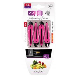 Zapach samochodowy Easy Clip Tutti Frutti PROFAST