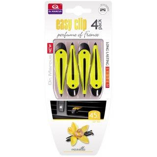 Zapach samochodowy Easy Clip Vanilla PROFAST
