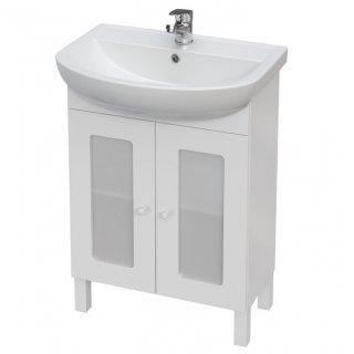 Zestaw łazienkowy szafka z umywalką Arteco 60 CERSANIT