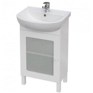 Zestaw łazienkowy szafka z umywalką Arteco 50 CERSANIT