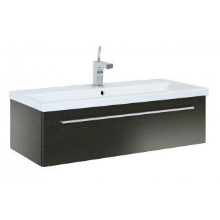 Zestaw szafka łazienkowa z umywalką 100 cm trufla ELITA