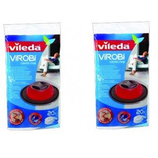 Zestaw 2 szt. wkładów do mopa Virobi VILEDA