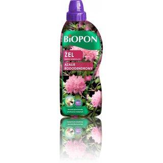 Nawóz mineralny do rododendronów, azalii i różaneczników 1l BIOPON