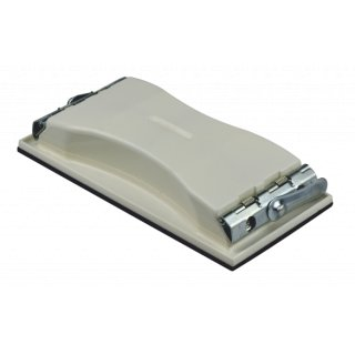 Uchwyt szlifierski WHITE 210X105mm BLUEDOLPHIN