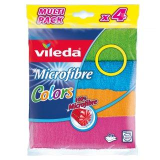 Ściereczka Microfibre Colors VILEDA