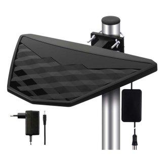 Antena zewnętrzna BEN-Dio2, 48 dBi, filtr LTE/4G EMOS