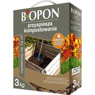 Komposter 3kg BIOPON