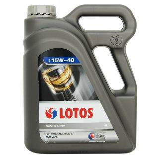 Olej mineralny 15W/40 4L PROFAST