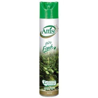 Odświeżacz powietrza 300 ml forest fresh ATTIS