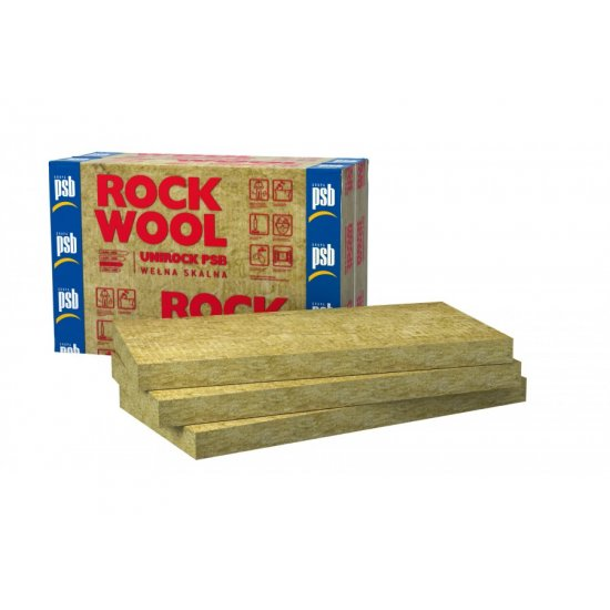 ROCKWOOL UNIROCK   gr.15cm pal=109,80m2 płyta  0,041