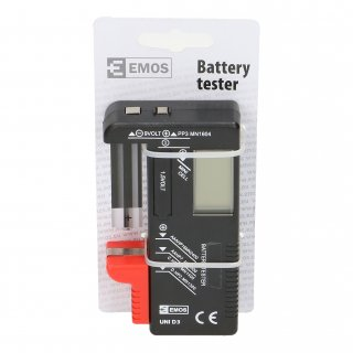 Tester baterii LCD EMOS