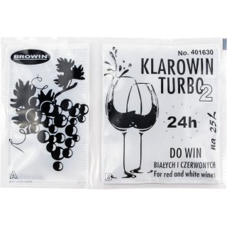 Klarowin Turbo 2  65g BROWIN