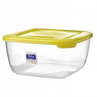 Pojemnik na żywność 0,95l żółty GALICJA