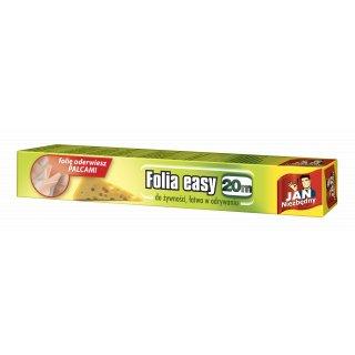 Folia do żywności Easy 20m JAN NIEZBĘDNY