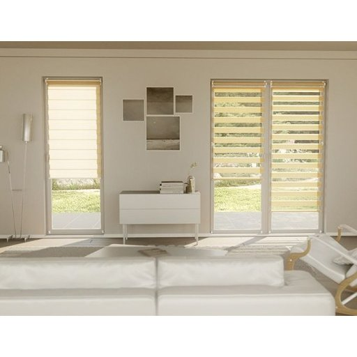 roleta okienna dzie noc 38x140 jasny szary decodesign w. Black Bedroom Furniture Sets. Home Design Ideas