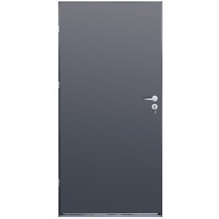 DOORPOL DRZWI URAN ANTRACYT 80P