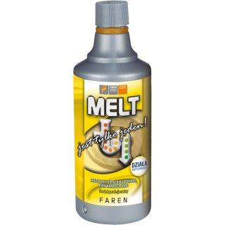 Środek do udrażniania rur kanalizacyjnych 0,75 L MELT
