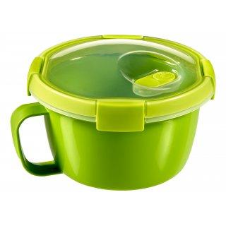 Pojemnik na zupę 0,9 L zielony GALICJA