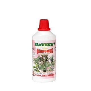 Nawóz do palm, juk, dracen Biohumus Extra 0,5l EKODARPOL