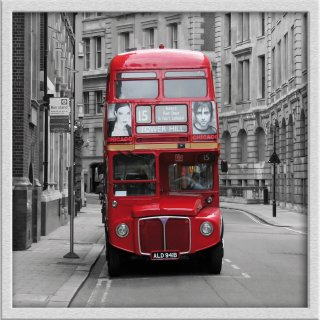 Obraz na ścianę motyw autobus KNOR