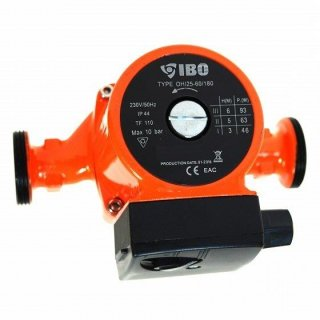 Pompa obiegowa IBO 25-60-180