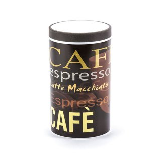 Pojemnik na kawę plastikowy 1,5 L DOMOTTI