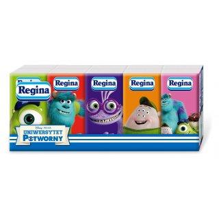 Chusteczki higieniczne Disney REGINA 10 op