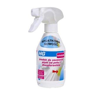 Środek do usuwania plam od potu i dezodorantów HG